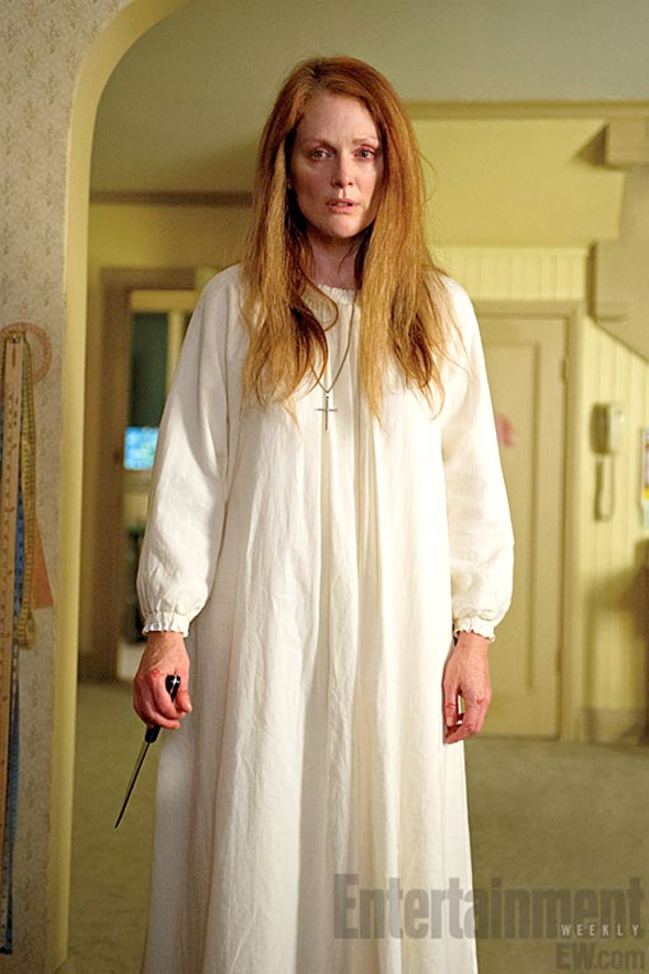 Carrie (2013) First Look - Julianne Moore