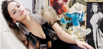 Christina Ricci / Smurfs