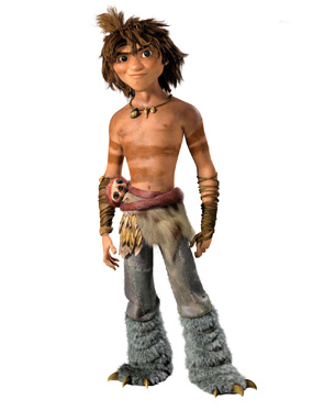 The Croods - First Look - Guy 2