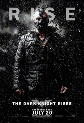 Dark Knight Rises - Bane Rain