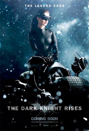 Dark Knight Rises - Catwoman Snow