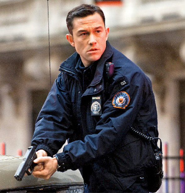 The Dark Knight Rises - Joseph Gordon Levitt