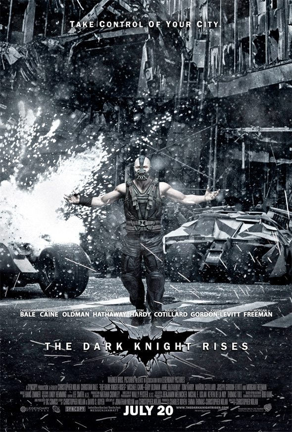 The Dark Knight Rises - Fanmade Poster 3