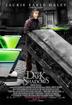Dark Shadows - Jackie Earle Haley