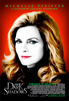 Dark Shadows - Michelle Pfeiffer