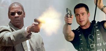 Denzel Washington / Brad Pitt