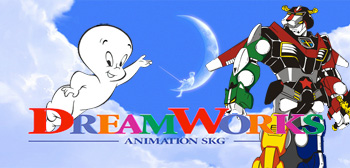 DreamWorks Animation / Voltron and Casper