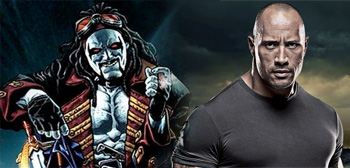 Lobo / Dwayne Johnson