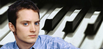 Elijah Wood / Grand Piano