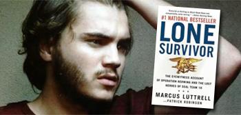 Emile Hirsch / Lone Survivor