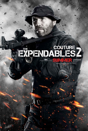 Expendables 2 - Couture