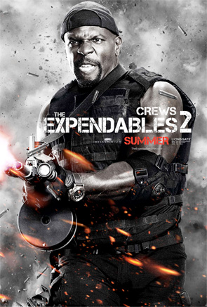 Expendables 2 - Crews