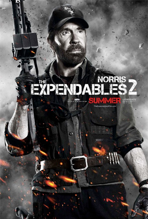 Expendables 2 - Norris