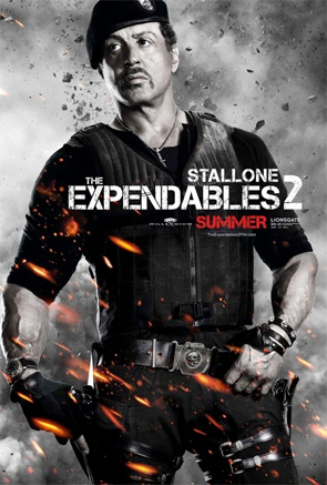 Expendables 2 - Stallone