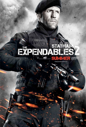 Expendables 2 - Statham