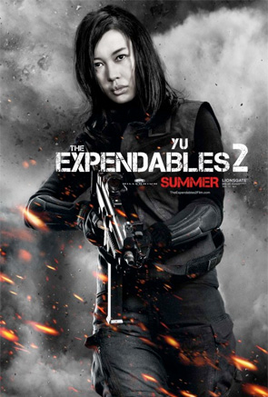 Expendables 2 - Yu