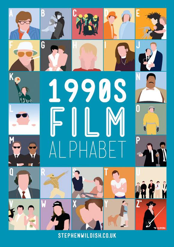 Film Alphabet -