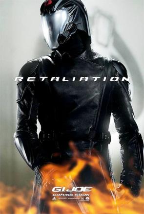 G.I. Joe: Retaliation - Cobra Commander