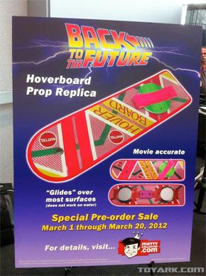 Hoverboard - Promo Banner