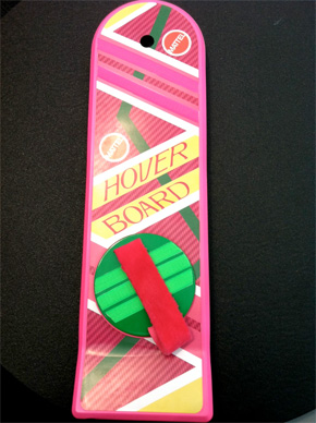 Hoverboard - Toy Fair