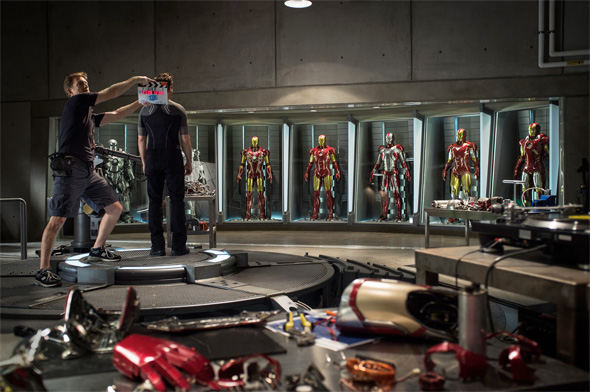 Iron Man 3 - First Look