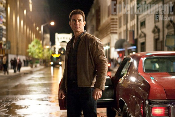 Jack Reacher - First Look