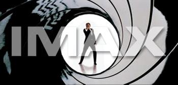 James Bond - IMAX