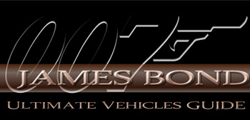 James Bond Ultimate Vehicle Guide