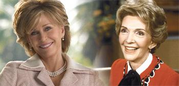 Jane Fonda / Nancy Reagan