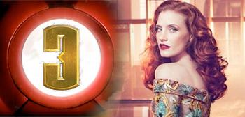 Iron Man 3 / Jessica Chastain
