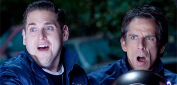 Jonah Hill and Ben Stiller