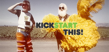 Kickstart This - I Am Big Bird