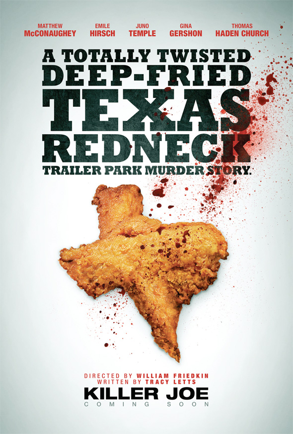 Killer Joe - Teaser Poster