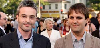 Alex Kurtzman an Roberto Orci