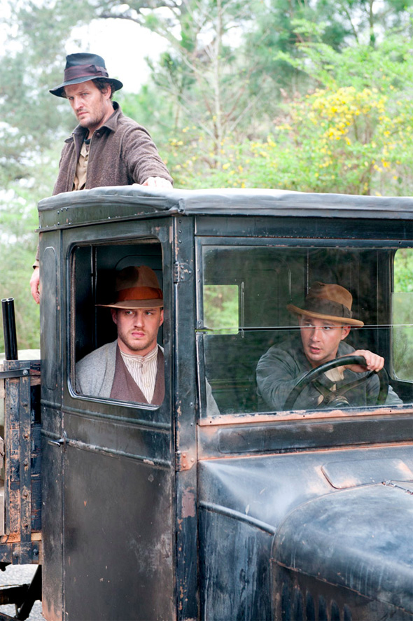 Lawless - First Look