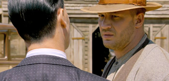 Lawless Red Band Trailer