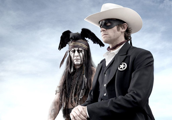 The Lone Ranger - First Look