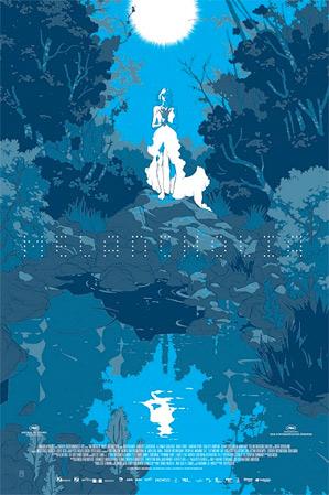 Melancholia Mondo Poster