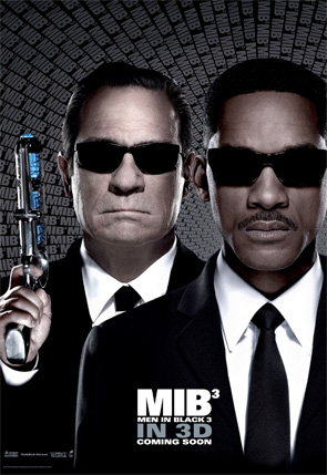 Men in Black 3 - J and Old K Poster