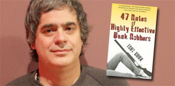 Miguel Arteta / 47 Rules of Highly Effective Bank Robbers