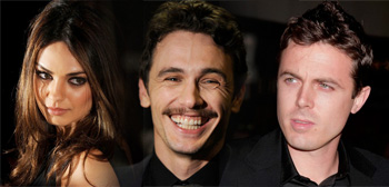 Mila Kunis / James Franco / Casey Affleck