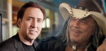 Nicolas Cage / Mickey Rourke