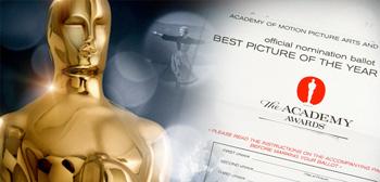 Oscars / Ballot