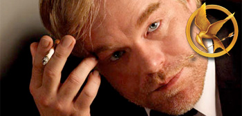 Philip Seymour Hoffman / Catching Fire