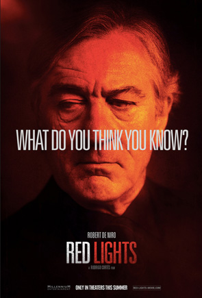 Red Lights - Robert De Niro Poster