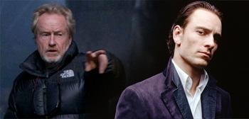 Ridley Scott / Michael Fassbender