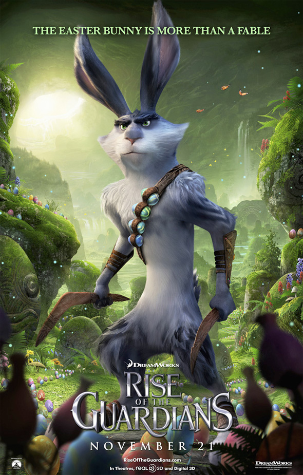 Rise of the Guardians - Easter Bunny