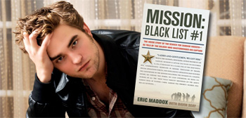Robert Pattinson / Mission: Blacklist