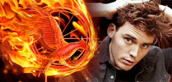 Catching FIre / Sam Claflin