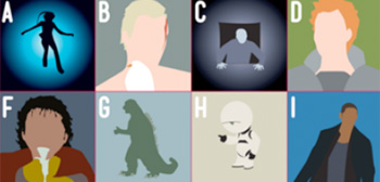 The Sci-Fi Film Alphabet